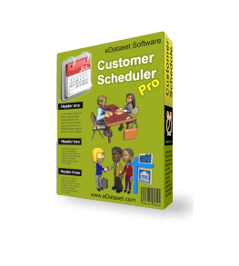 Customer Scheduler Pro 1.8