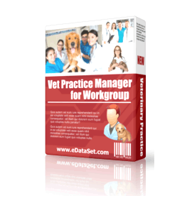 Vet Practice Manager for Workgroup 1.7